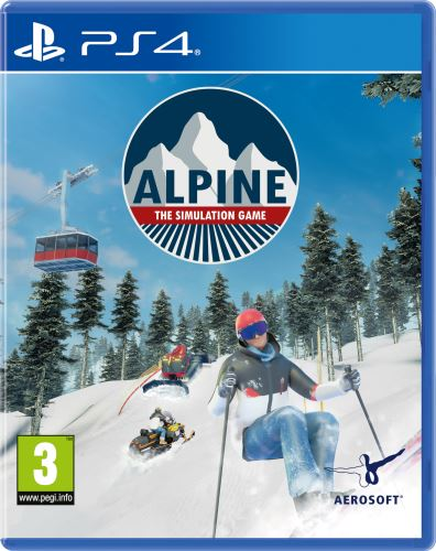 Alpine the Simulation Game PS4