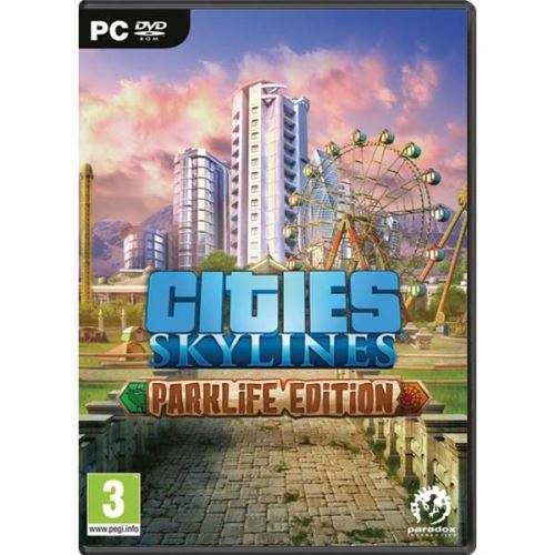 Cities: Skylines - Parklife Edition PC