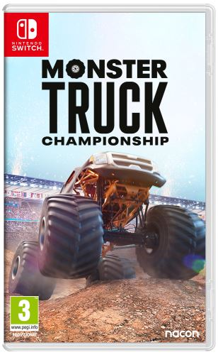 Monster Truck Championship SWITCH