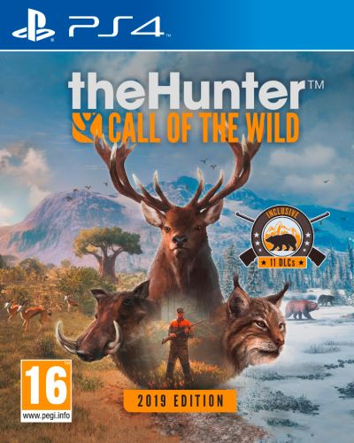 The Hunter: Call of the Wild 2019 Edition PS4