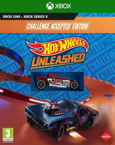 Hot Wheels Unleashed Challenge Accepted Ed. XBOX ONE
