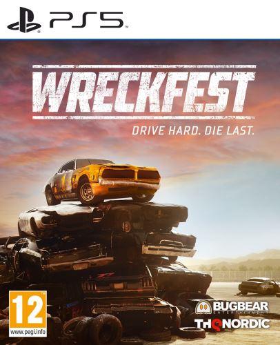 Wreckfest PS5