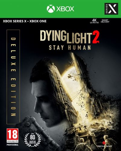 Dying Light 2: Stay Human Deluxe Edition XBOX SERIES X / XBOX ONE