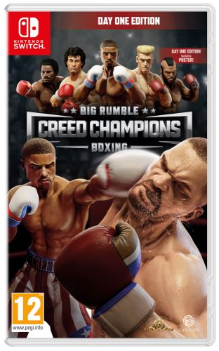Big Rumble Boxing: Creed Champions Day One Edition SWITCH