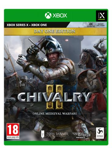Chivalry 2 XBOX SERIES X / XBOX ONE