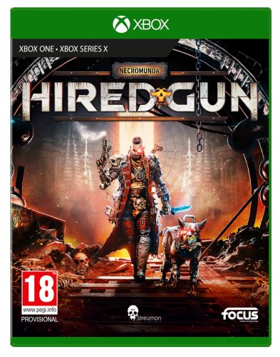 Necromunda: Hired Gun XBOX ONE