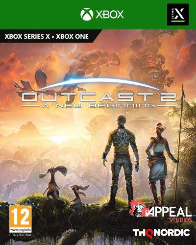 Outcast 2 XBOX SERIES X