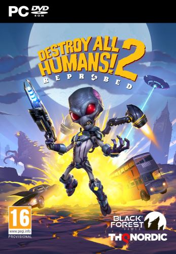 Destroy All Humans! 2 - Reprobed PC