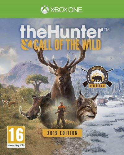 The Hunter: Call of the Wild 2019 Edition XBOX One