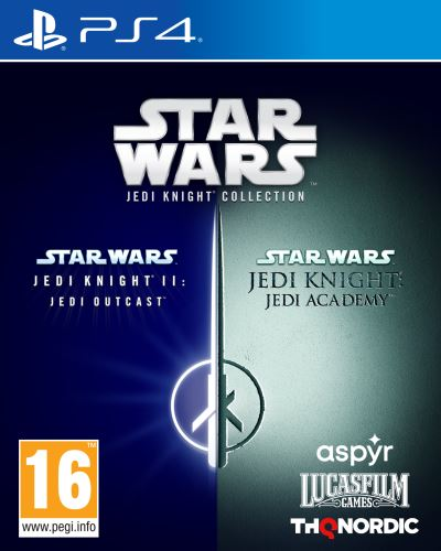 Star Wars Jedi Knight Collection PS4