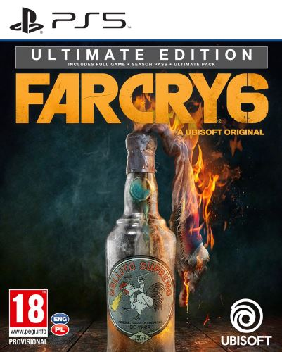 FAR CRY 6 ULTIMATE Edition PS5