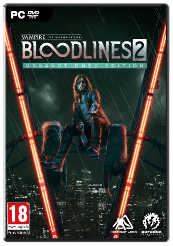 Vampire: The Masquerade Bloodlines 2 Unsanctioned Edition PC